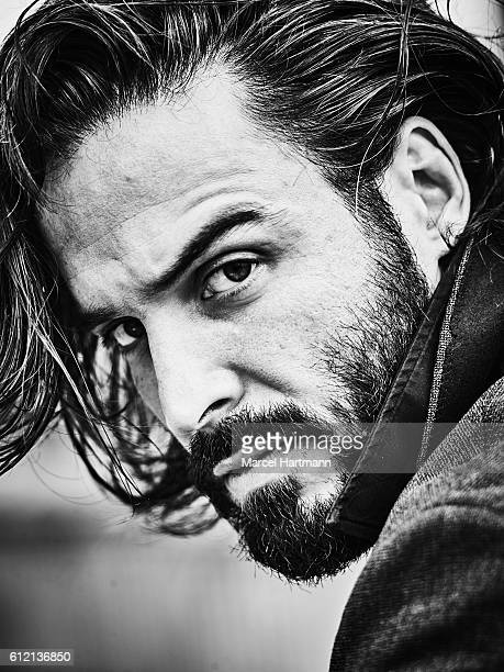 Actor Assaad Bouab is photographed for Self Assignment on September 15 2016 in Paris France