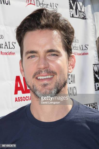 Actor attends Nanci Ryder's 'Team Nanci' at the 15th Annual LA County Walk to Defeat ALS at the Exposition Park on October 15 2017 in Los Angeles...