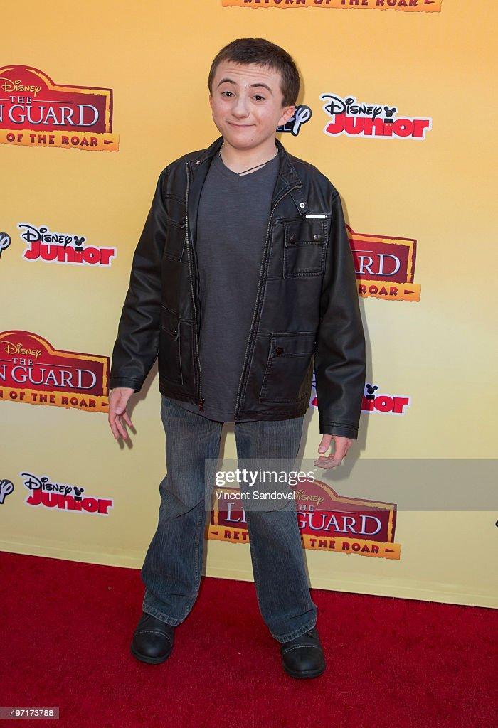 "Premiere Of Disney Channel's ""The Lion Guard: Return Of The Roar"" - Arrivals"