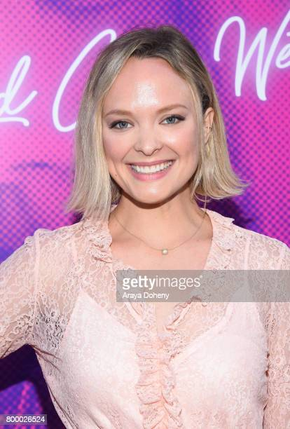 Actor Auden Thornton attends the Closing Night Screening of 'Ingrid Goes West' during the 2017 Los Angeles Film Festival at ArcLight Cinemas Culver...