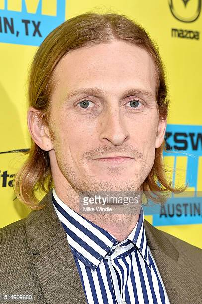 Actor Austin Amelio attends the screening of 'Everybody Wants Some' during the 2016 SXSW Music Film Interactive Festival at Paramount Theatre on...