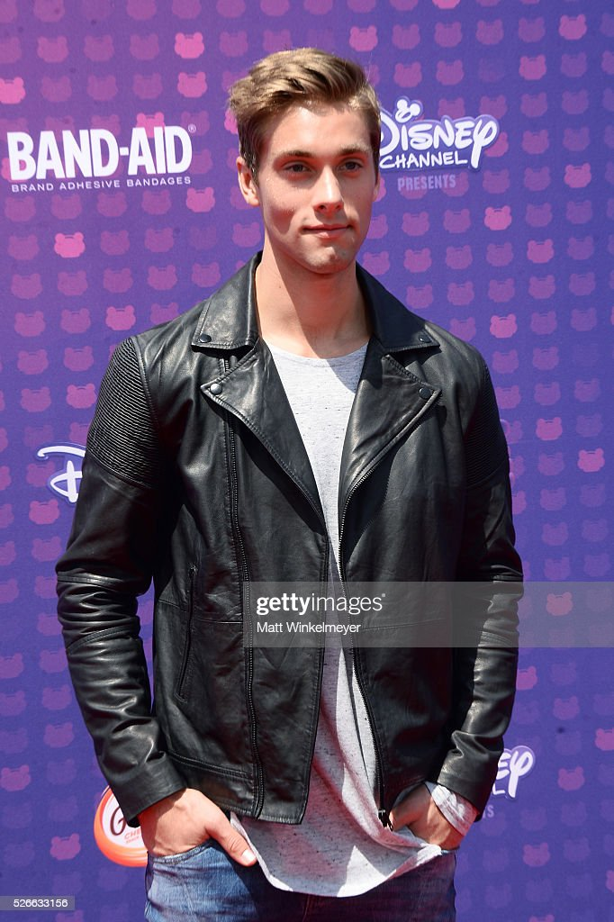 Actor Austin North attends the 2016 Radio Disney Music Awards at Microsoft Theater on April 30, 2016 in Los Angeles, California.