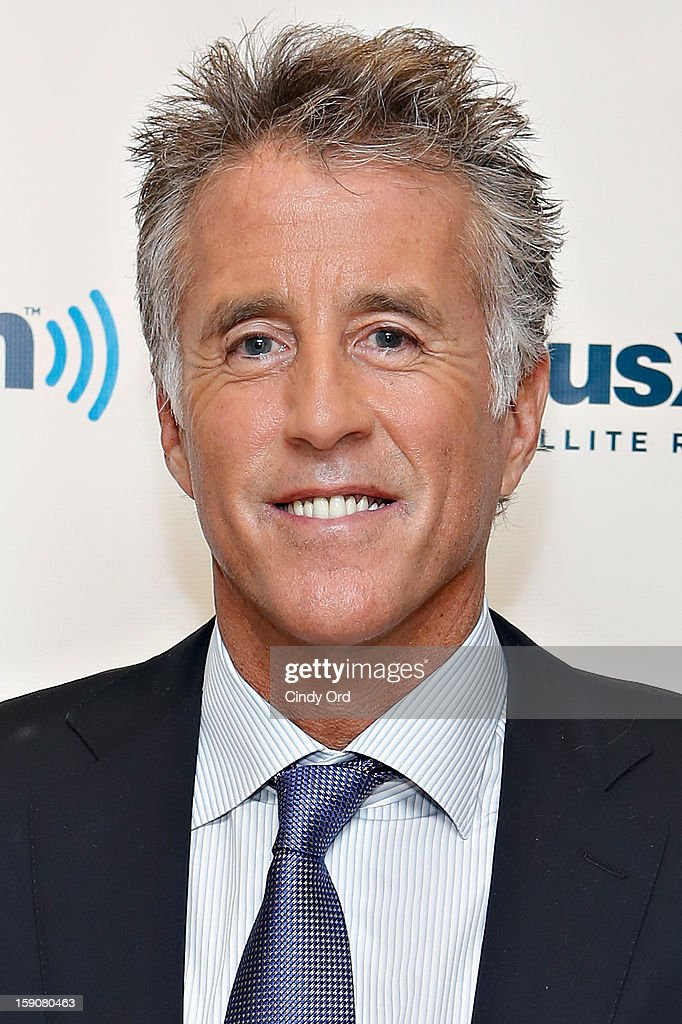 Actor/ author Christopher Kennedy Lawford visits the SiriusXM Studios on January 7, 2013 in New York City.