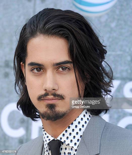 Actor Avan Jogia arrives at Spike TV's 'Guys Choice 2015' at Sony Pictures Studios on June 6 2015 in Culver City California