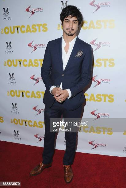 Actor Avan Jogia arrives at the Los Angeles Premiere 'The Outcasts' at Landmark Regent on April 13 2017 in Los Angeles California