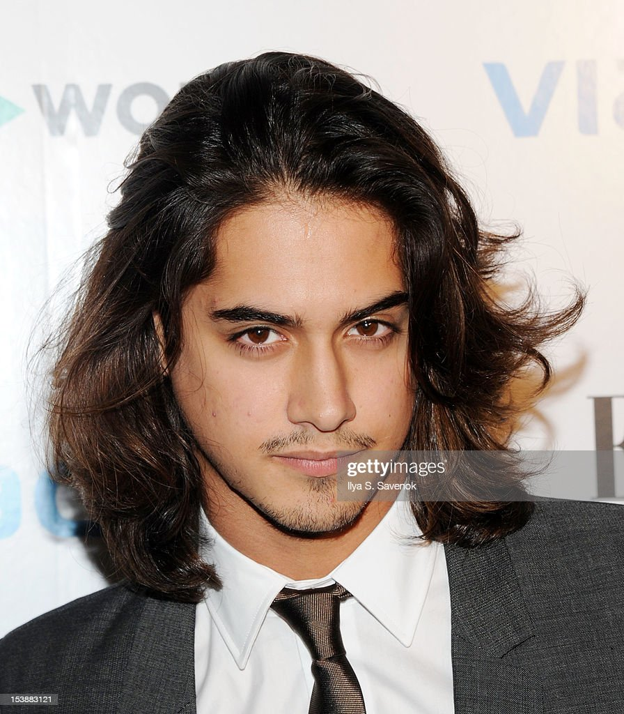 Actor Avan Jogia attends Reel Works 2012 Gala Benefit at The Edison Ballroom on October 10, 2012 in New York City.