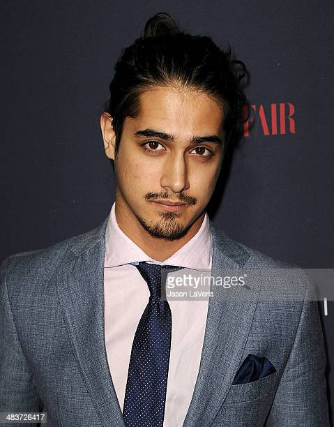 Actor Avan Jogia attends the debut of Tommy Hilfiger's Capsule Collection at The London Hotel on April 9 2014 in West Hollywood California