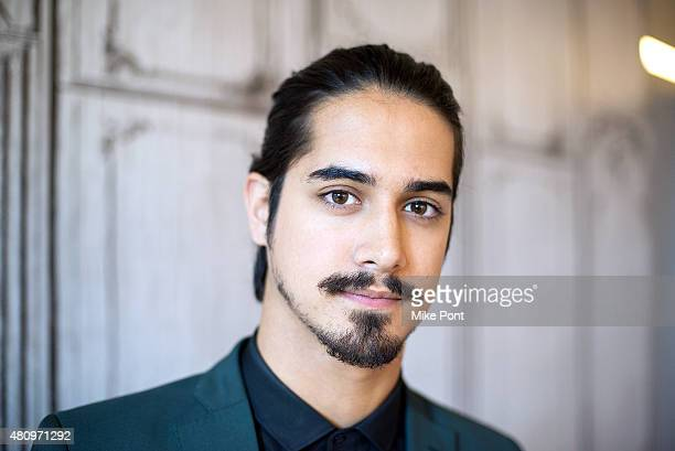Actor Avan Jogia discusses his new miniseries 'Tut' during the AOL BUILD Speaker Series at AOL Studios on July 16 2015 in New York City