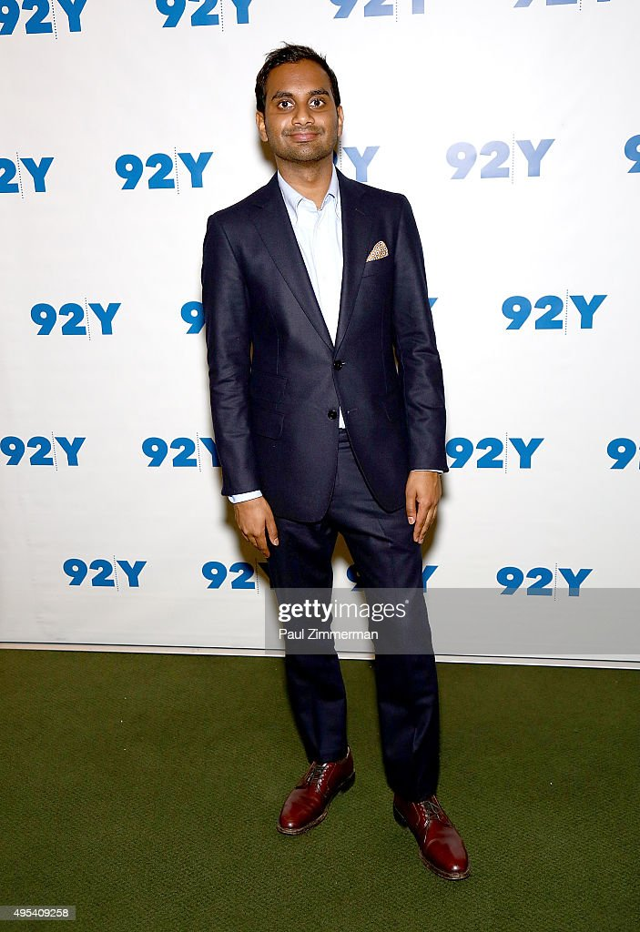"Aziz Ansari: ""Master Of None"" Screening And Conversation With Jon Hamm"