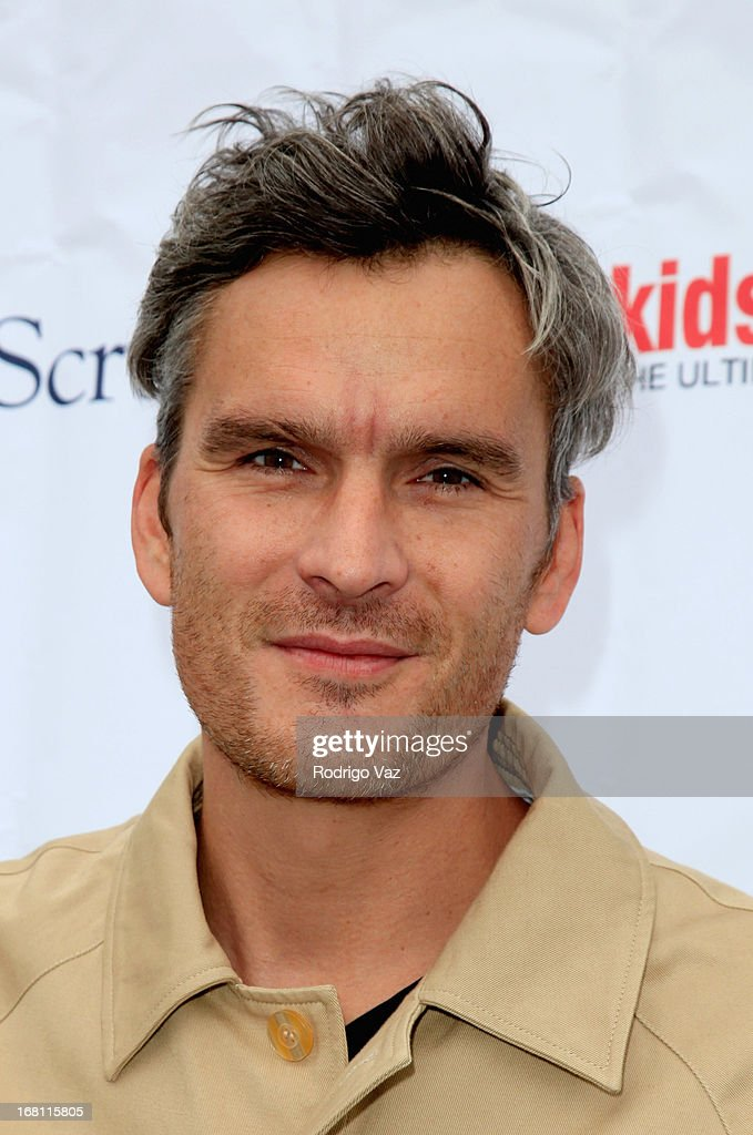Actor Balthazar Getty arrives at the Pregnancy Awareness Month 2013 Kick-Off Event 'Celebrating Dad's Role In Pregnancy!' at Bergamot Station on May 5, 2013 in Santa Monica, California.