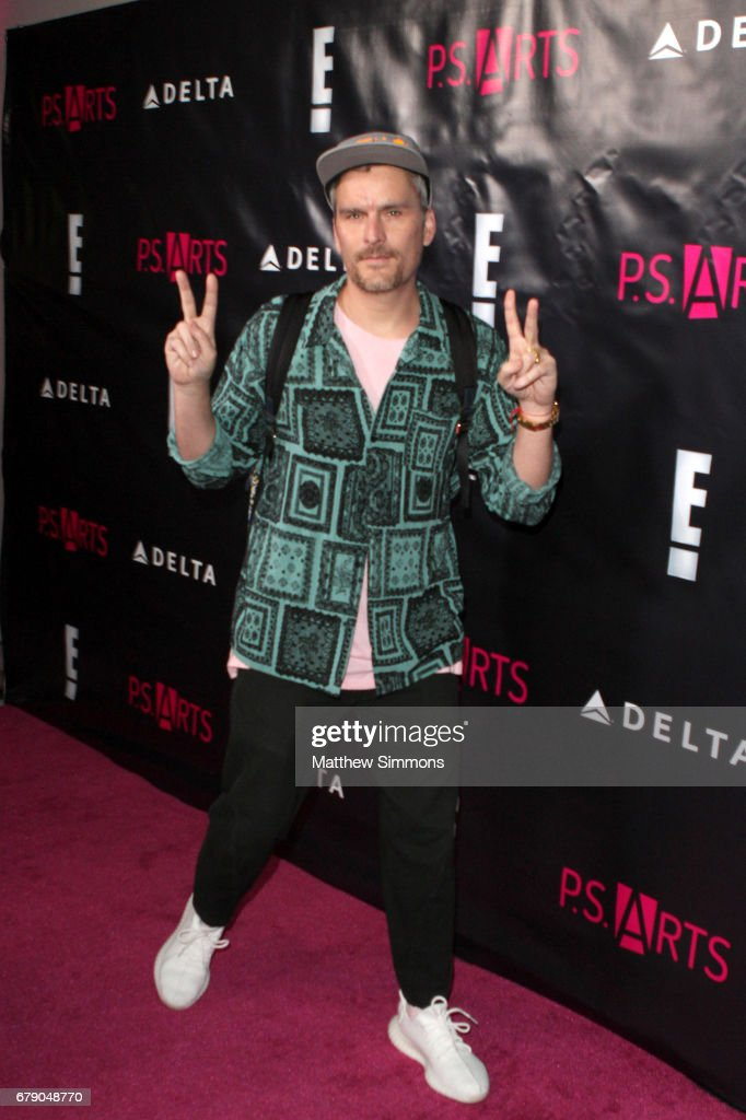 Actor Balthazar Getty attends P.S. Arts' 'the pARTy' at NeueHouse Hollywood on May 4, 2017 in Los Angeles, California.