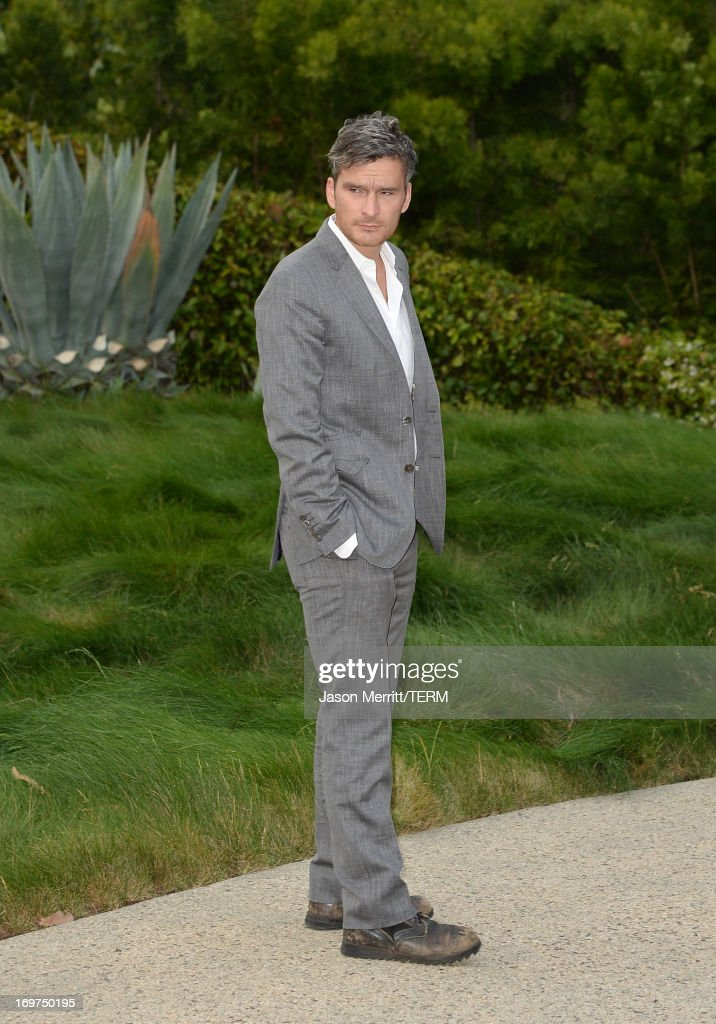 Actor <a gi-track='captionPersonalityLinkClicked' href=/galleries/search?phrase=Balthazar+Getty&family=editorial&specificpeople=225043 ng-click='$event.stopPropagation()'>Balthazar Getty</a> attends the CHANEL Dinner For NRDC 'A Celebration Of Art, Nature And Technology' held at a private residence on May 31, 2013 in Los Angeles, California.