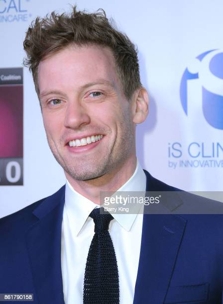 Actor Barrett Foa attends the 17th Annual 'Les Girls' at Avalon on October 15 2017 in Hollywood California