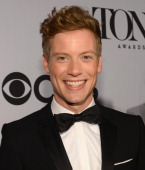 Actor Barrett Foa attends The 67th Annual Tony Awards at Radio City Music Hall on June 9 2013 in New York City