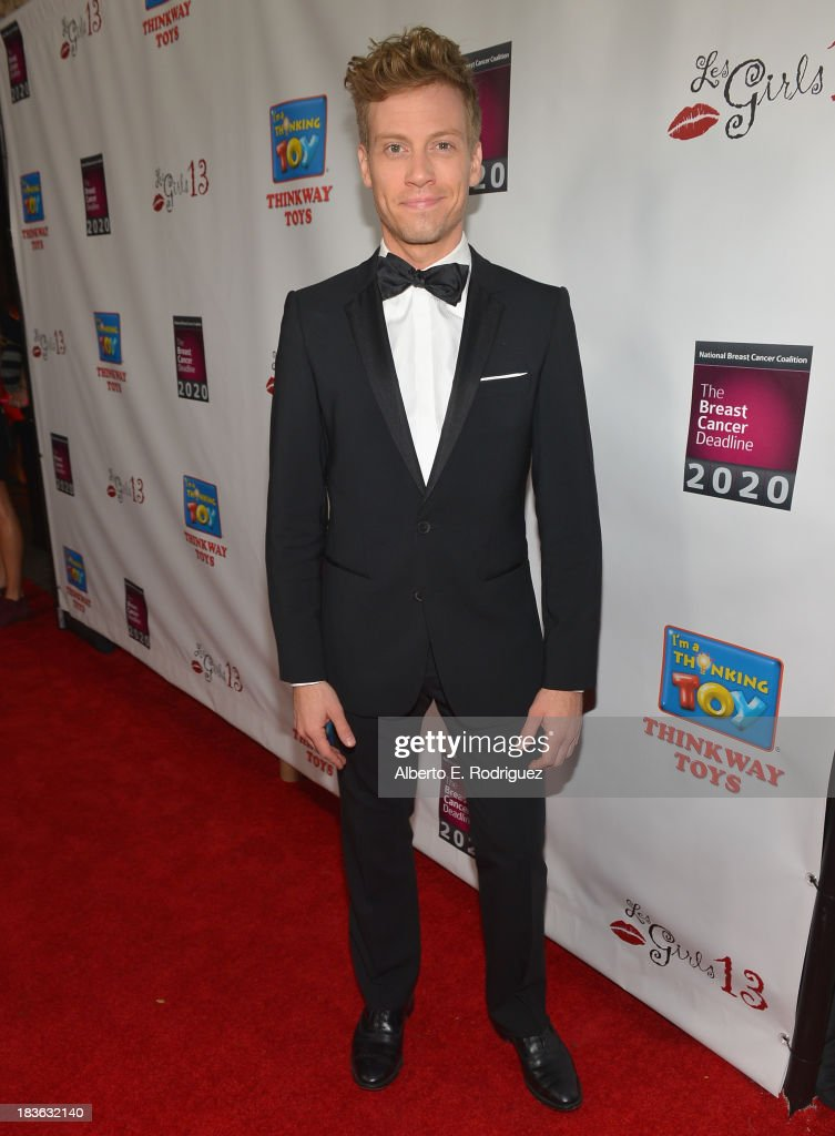 The National Breast Cancer Coalition Fund Presents The 13th Annual Les Girls - Red Carpet