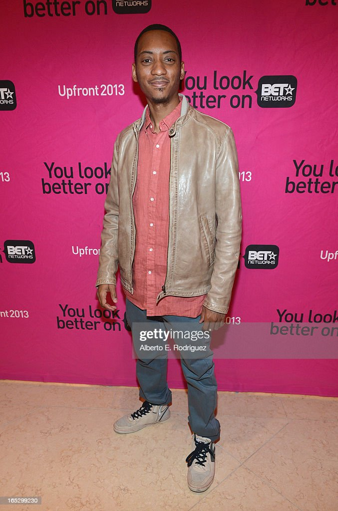Actor Barry Floyd attends the BET Networks' 2013 Los Angeles Upfront at Montage Beverly Hills on April 2, 2013 in Beverly Hills, California.