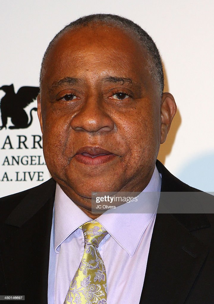 Actor Barry Shabaka Henley attends The Los Angeles Police Protective League Eagle Badge Foundation's 12th Anniversary 'In The Line Of Duty' Awards at...
