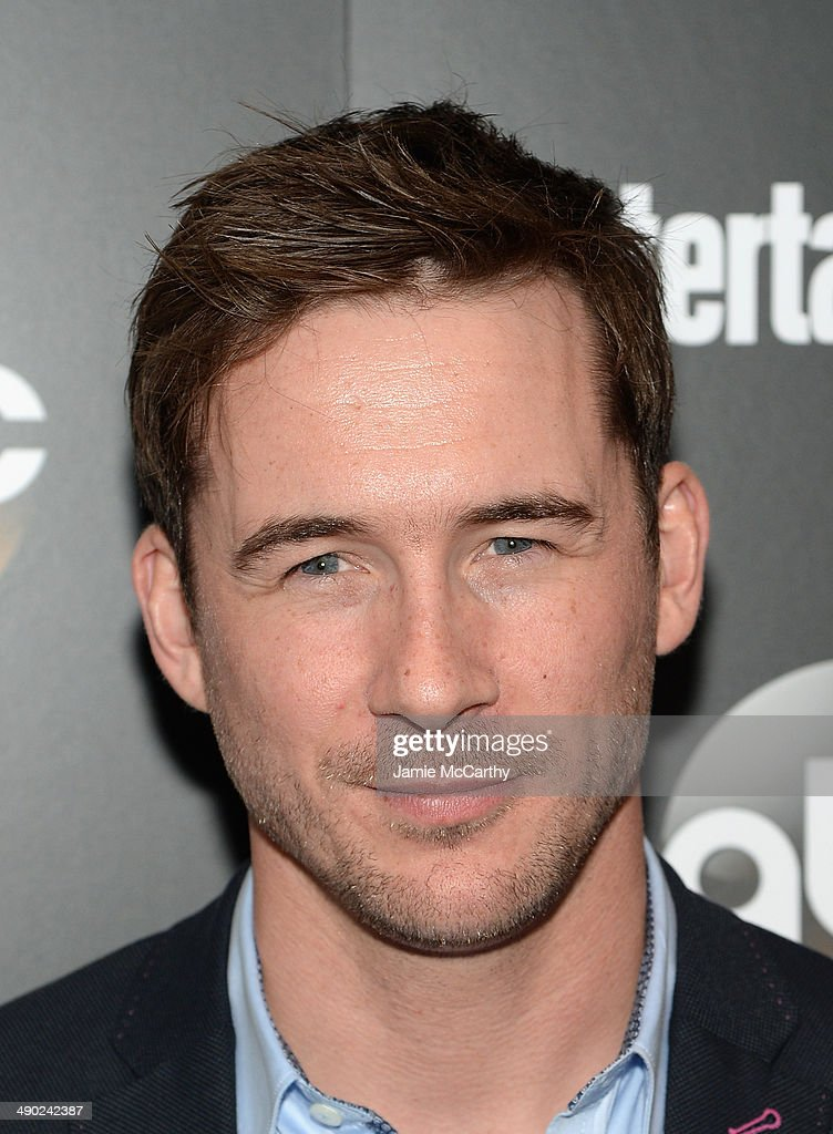 Actor <a gi-track='captionPersonalityLinkClicked' href=/galleries/search?phrase=Barry+Sloane&family=editorial&specificpeople=1892156 ng-click='$event.stopPropagation()'>Barry Sloane</a> attends the Entertainment Weekly & ABC Upfronts Party at Toro on May 13, 2014 in New York City.