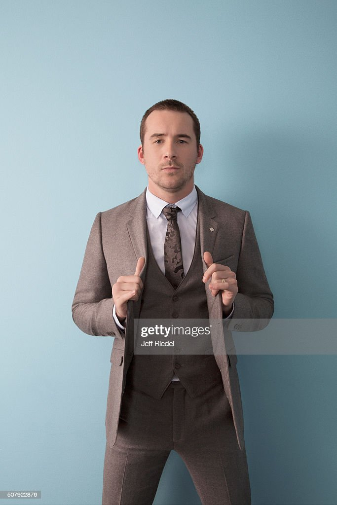 Actor <a gi-track='captionPersonalityLinkClicked' href=/galleries/search?phrase=Barry+Sloane&family=editorial&specificpeople=1892156 ng-click='$event.stopPropagation()'>Barry Sloane</a> is photographed for TV Guide Magazine on January 14, 2015 in Pasadena, California.