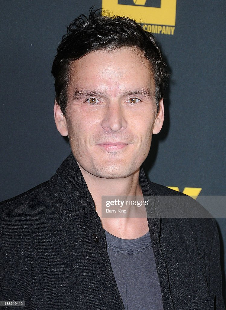 Actor Bathazar Getty attends the Los Angeles premiere of 'Generation Iron' on September 18, 2013 at Chinese 6 Theatres in Hollywood, California.