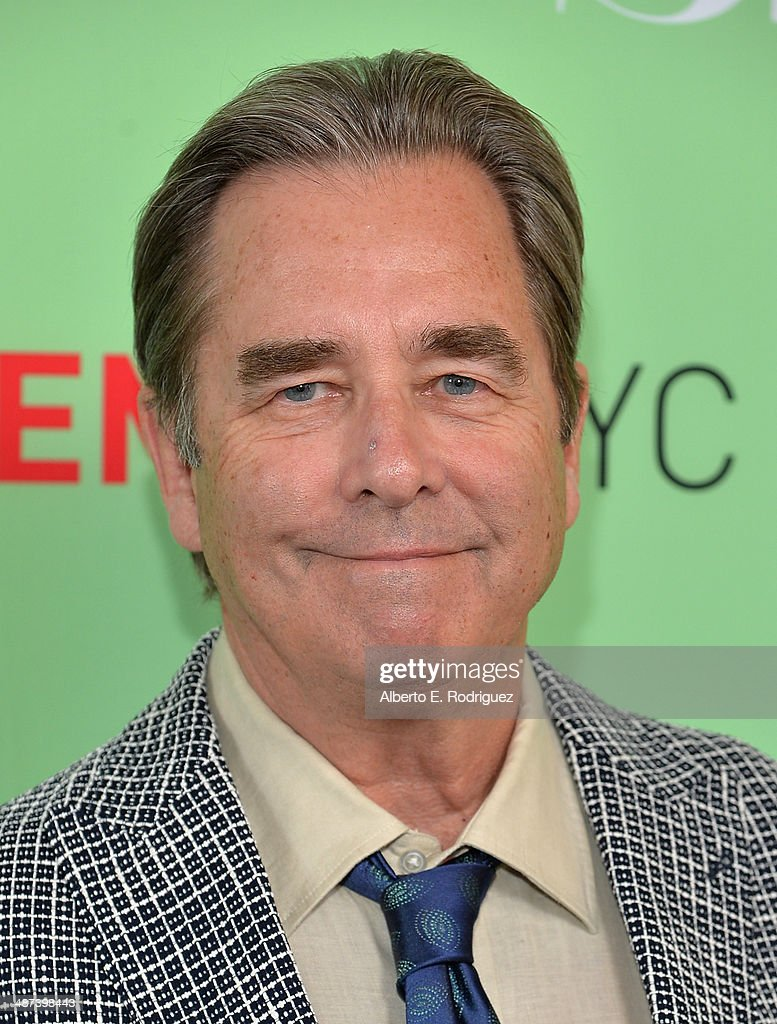 Actor <a gi-track='captionPersonalityLinkClicked' href=/galleries/search?phrase=Beau+Bridges&family=editorial&specificpeople=214546 ng-click='$event.stopPropagation()'>Beau Bridges</a> arrives to an exclusive conversation with the cast of Showtime's 'Masters Of Sex' at Leonard H. Goldenson Theatre on April 29, 2014 in North Hollywood, California.