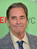 Actor Beau Bridges arrives to an exclusive conversation with the cast of Showtime's 'Masters Of Sex' at Leonard H Goldenson Theatre on April 29 2014...