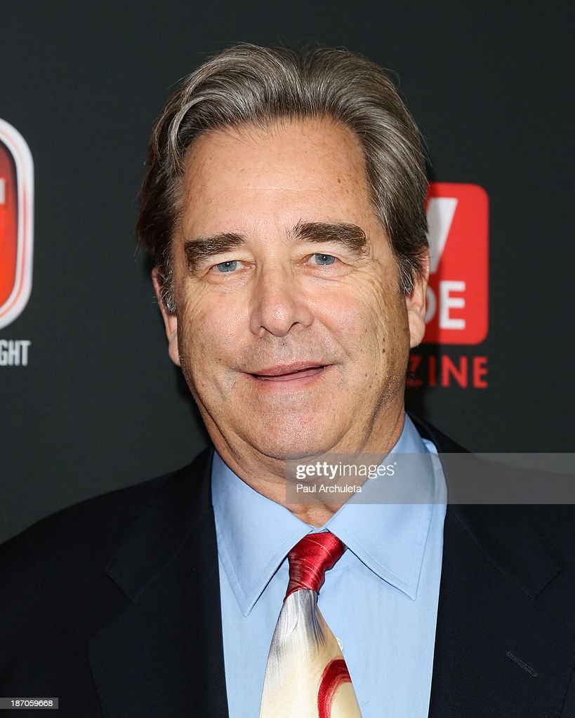 Actor <a gi-track='captionPersonalityLinkClicked' href=/galleries/search?phrase=Beau+Bridges&family=editorial&specificpeople=214546 ng-click='$event.stopPropagation()'>Beau Bridges</a> attends TV Guide magazine's annual Hot List Party at The Emerson Theatre on November 4, 2013 in Hollywood, California.