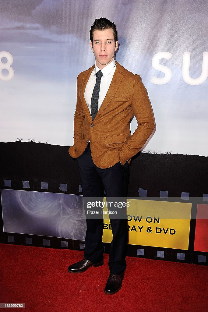 Actor Beau Knapp arrives at Paramount Pictures' 'Super 8' Blu-ray and DVD release party at AMPAS Samuel Goldwyn Theater on November 22, 2011 in Beverly Hills, California.