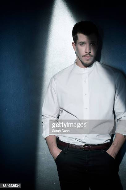Actor Beau Knapp is photographed on July 31 2017 in Los Angeles California