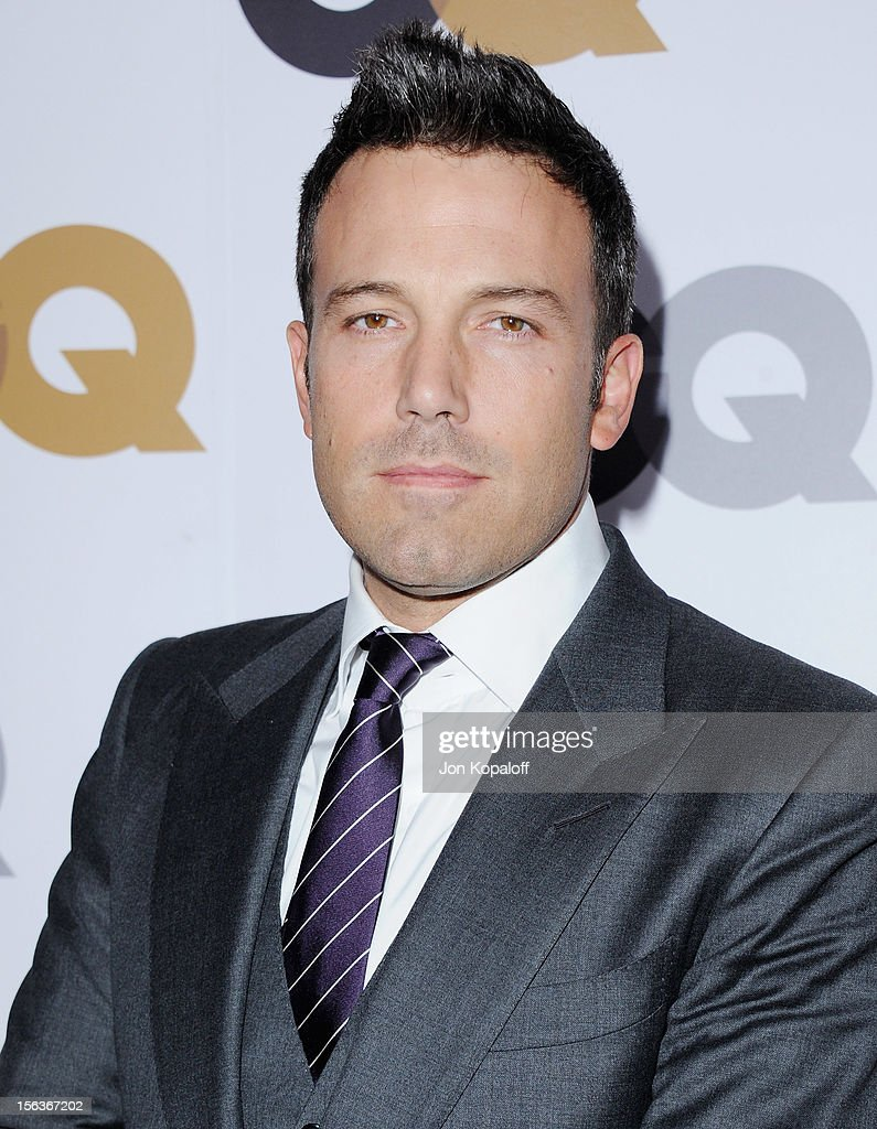 Actor <a gi-track='captionPersonalityLinkClicked' href=/galleries/search?phrase=Ben+Affleck&family=editorial&specificpeople=201856 ng-click='$event.stopPropagation()'>Ben Affleck</a> arrives at GQ Men Of The Year Party at Chateau Marmont on November 13, 2012 in Los Angeles, California.