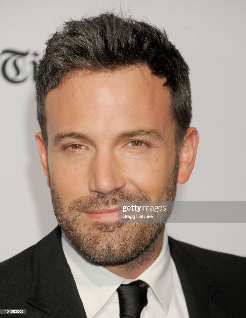 Actor <a gi-track='captionPersonalityLinkClicked' href=/galleries/search?phrase=Ben+Affleck&family=editorial&specificpeople=201856 ng-click='$event.stopPropagation()'>Ben Affleck</a> arrives at the 16th Annual Hollywood Film Awards Gala presented by the Los Angeles Times at The Beverly Hilton Hotel on October 22, 2012 in Beverly Hills, California.