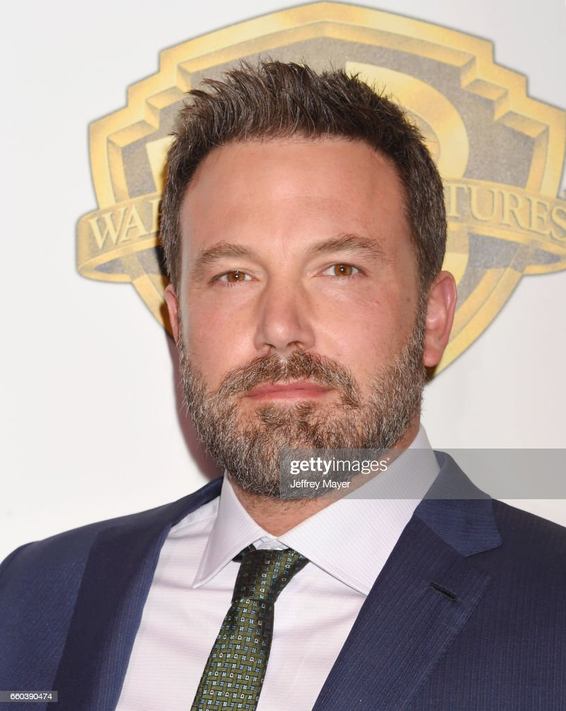 Actor Ben Affleck arrives at the CinemaCon 2017 Warner Bros. Pictures presentation of their upcoming slate of films at The Colosseum at Caesars Palace on March 29, 2017 in Las Vegas, Nevada.