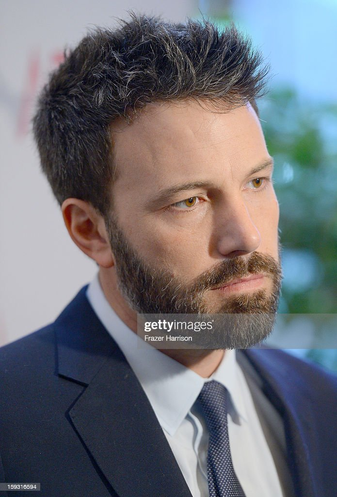 Actor <a gi-track='captionPersonalityLinkClicked' href=/galleries/search?phrase=Ben+Affleck&family=editorial&specificpeople=201856 ng-click='$event.stopPropagation()'>Ben Affleck</a> attends the 13th Annual AFI Awards at Four Seasons Los Angeles at Beverly Hills on January 11, 2013 in Beverly Hills, California.