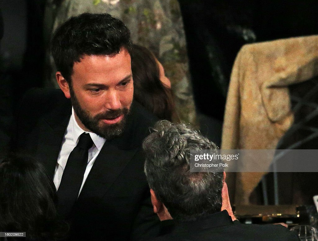 Actor Ben Affleck attends the 19th Annual Screen Actors Guild Awards at The Shrine Auditorium on January 27, 2013 in Los Angeles, California. (Photo by Christopher Polk/WireImage) 23116_012_1252.jpg