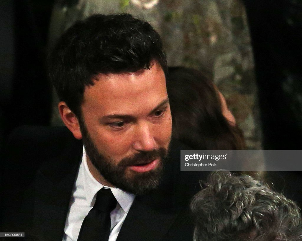 Actor Ben Affleck attends the 19th Annual Screen Actors Guild Awards at The Shrine Auditorium on January 27, 2013 in Los Angeles, California. (Photo by Christopher Polk/WireImage) 23116_012_1250.jpg