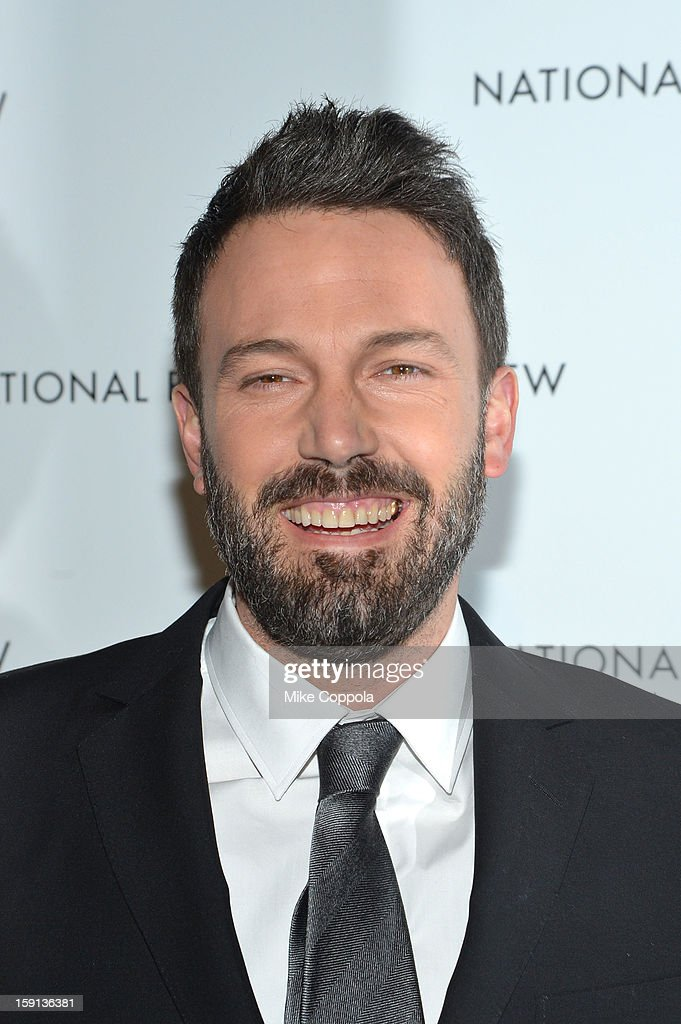 Actor <a gi-track='captionPersonalityLinkClicked' href=/galleries/search?phrase=Ben+Affleck&family=editorial&specificpeople=201856 ng-click='$event.stopPropagation()'>Ben Affleck</a> attends the 2013 National Board Of Review Awards at Cipriani 42nd Street on January 8, 2013 in New York City.