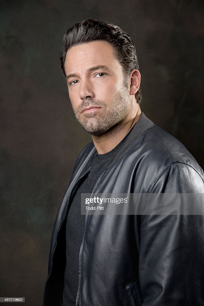 Actor <a gi-track='captionPersonalityLinkClicked' href=/galleries/search?phrase=Ben+Affleck&family=editorial&specificpeople=201856 ng-click='$event.stopPropagation()'>Ben Affleck</a> is photographed for USA Today on October 2, 2014 in New York City. PUBLISHED IMAGE