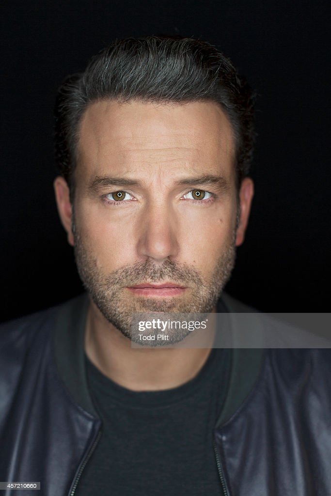 Actor Ben Affleck is photographed for USA Today on October 2, 2014 in New York City.