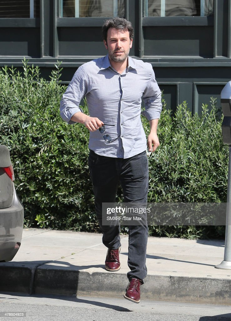 Actor <a gi-track='captionPersonalityLinkClicked' href=/galleries/search?phrase=Ben+Affleck&family=editorial&specificpeople=201856 ng-click='$event.stopPropagation()'>Ben Affleck</a> is seen on March 13, 2014 in Los Angeles, California.