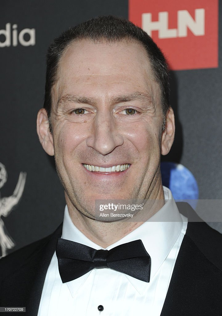 Actor <a gi-track='captionPersonalityLinkClicked' href=/galleries/search?phrase=Ben+Bailey&family=editorial&specificpeople=3589346 ng-click='$event.stopPropagation()'>Ben Bailey</a> attends 40th Annual Daytime Entertaimment Emmy Awards - Arrivals at The Beverly Hilton Hotel on June 16, 2013 in Beverly Hills, California.