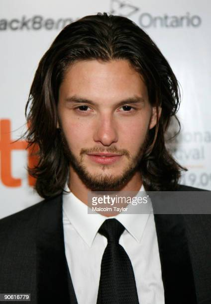 Actor Ben Barnes arrives at the 'Dorian Gray' screening during the 2009 Toronto International Film Festival held at Roy Thomson Hall on September 11...