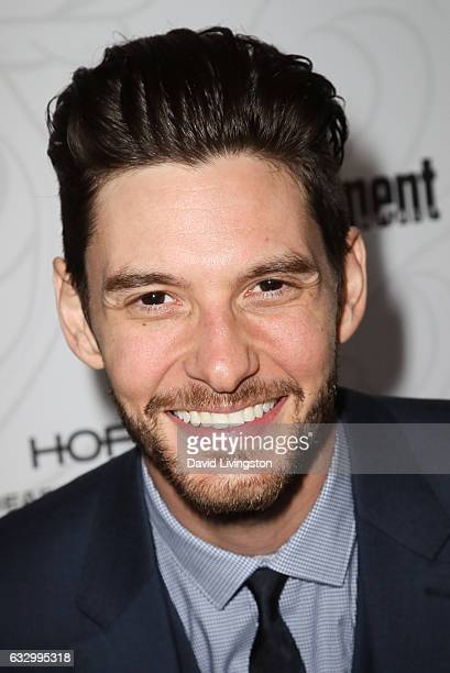Actor Ben Barnes arrives at the Entertainment Weekly celebration honoring nominees for The Screen Actors Guild Awards at the Chateau Marmont on...