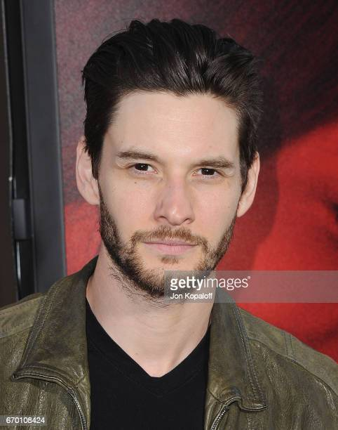 Actor Ben Barnes arrives at the Los Angeles Premiere 'Unforgettable' at TCL Chinese Theatre on April 18 2017 in Hollywood California