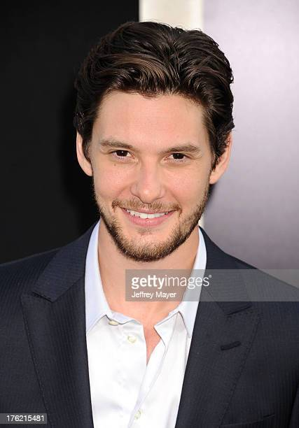 Actor Ben Barnes arrives at the 'Pacific Rim' Los Angeles Premiere at Dolby Theatre on July 9 2013 in Hollywood California