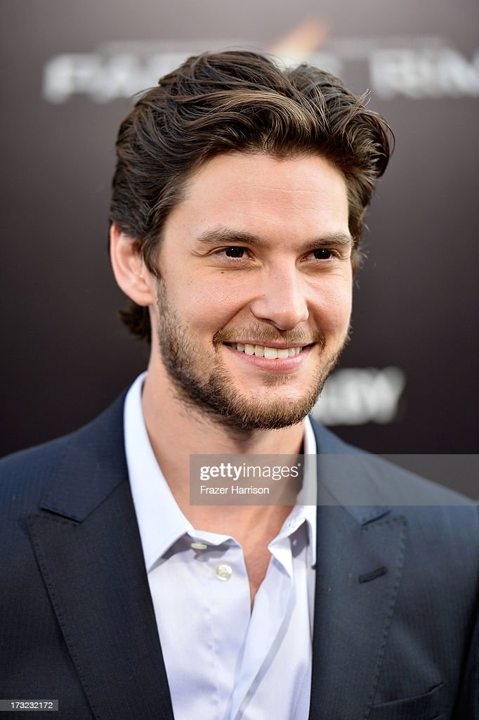 Actor Ben Barnes arrives at the premiere of Warner Bros. Pictures' and Legendary Pictures' 'Pacific Rim' at Dolby Theatre on July 9, 2013 in Hollywood, California.