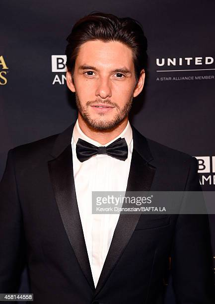Actor Ben Barnes attends the 2014 BAFTA Los Angeles Jaguar Britannia Awards Presented By BBC America And United Airlines at The Beverly Hilton Hotel...