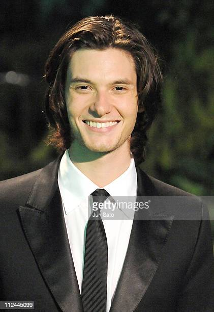 Actor Ben Barnes attends 'The Chronicles of Narnia Prince Caspian' Japan Premiere at Roppongi Hills Arena on May 20 2008 in Tokyo Japan The film open...