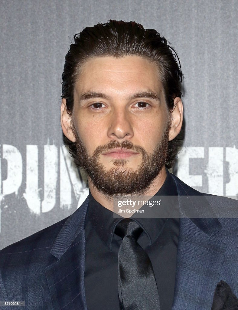 Actor Ben Barnes attends the 'Marvel's The Punisher' New York premiere at AMC Loews 34th Street 14 theater on November 6, 2017 in New York City.