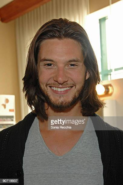 Actor Ben Barnes attends the Tastemakers Lounge Day 2 held at the Intercontinental Hotel during the 2009 Toronto International Film Festival on...