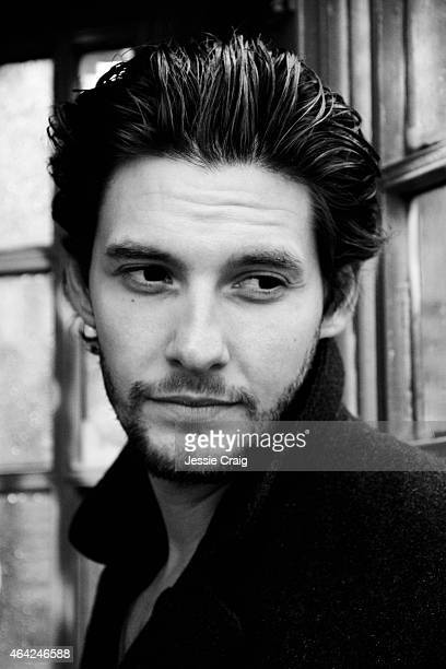Actor Ben Barnes is photographed on January 14 2013 in London England